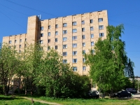 neighbour house: st. Iyulskaya, house 18. hostel