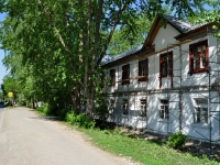 Yekaterinburg, Iyulskaya st, house 24. Apartment house