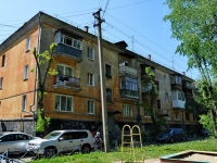 neighbour house: st. Iyulskaya, house 42. Apartment house