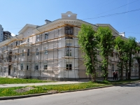 Yekaterinburg, Iyulskaya st, house 51. Apartment house