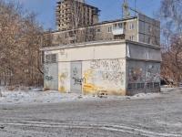 Yekaterinburg, Iyulskaya st, service building