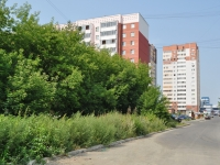 Yekaterinburg, Chekistov st, house 9. Apartment house
