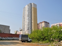 Yekaterinburg, Chekistov st, house 18. Apartment house