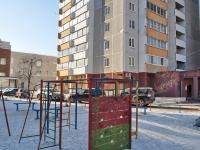 Екатеринбург, улица Учителей, дом 8. многоквартирный дом