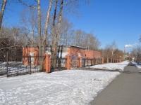 Екатеринбург, улица Учителей, хозяйственный корпус