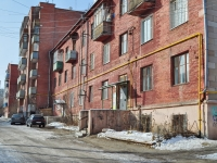 Yekaterinburg, Kollektivny alley, house 3. Apartment house