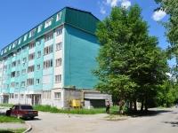 Yekaterinburg, alley Kollektivny, house 6. Apartment house