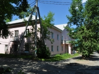Yekaterinburg, Kollektivny alley, house 8. Apartment house