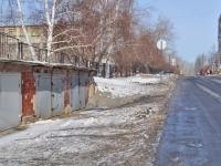 Yekaterinburg, alley Kollektivny. garage (parking)