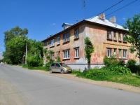 Екатеринбург, Обходной переулок, дом 35. многоквартирный дом