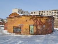 Yekaterinburg, Obkhodnoy alley, service building