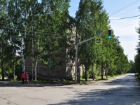 Yekaterinburg, Aptekarskaya st, house 44. Apartment house