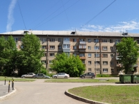 Yekaterinburg, Aptekarskaya st, house 52. Apartment house