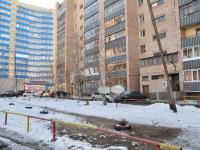 Екатеринбург, улица Боровая, дом 22. многоквартирный дом