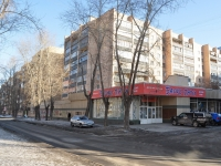 Yekaterinburg, Borovaya st, house 22. Apartment house