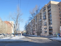 Yekaterinburg, Borovaya st, house 24. Apartment house