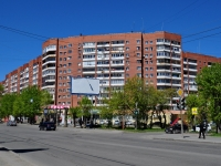 neighbour house: st. Borovaya, house 19. Apartment house