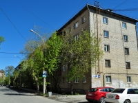 neighbour house: st. Borovaya, house 28. Apartment house