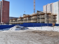 Yekaterinburg, Borovaya st, house 31. Apartment house