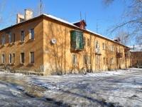 Yekaterinburg, Irbitskaya st, house 4Б. Apartment house