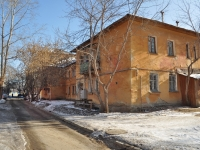 Yekaterinburg, Irbitskaya st, house 4. Apartment house