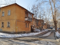 Yekaterinburg, Irbitskaya st, house 8. Apartment house