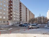 Екатеринбург, улица Менделеева, дом 16. многоквартирный дом