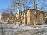 Yekaterinburg, Mordvinsky alley, house 3. Apartment house