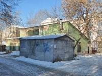 Екатеринбург, Мордвинский переулок, неиспользуемое здание