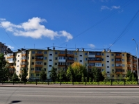 Yekaterinburg, Onezhskaya st, house 9. Apartment house
