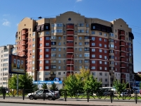 Yekaterinburg, Onezhskaya st, house 10. Apartment house