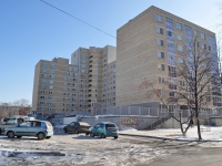 Yekaterinburg, Bekhterev st, house 3. Apartment house