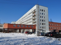 neighbour house: st. Vilonov, house 33 к.1. hospital №7