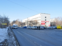 Екатеринбург, поликлиника №1, улица Вилонова, дом 33