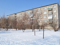 Yekaterinburg, Danila Zverev st, house 9. Apartment house