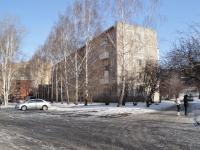 Yekaterinburg, Kraevoy alley, house 1. Apartment house