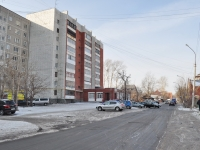 Yekaterinburg, Lyapustin st, house 11. Apartment house