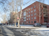 Yekaterinburg, Lyapustin st, house 13. Apartment house