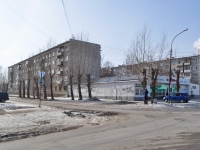 Yekaterinburg, Lyapustin st, house 60. Apartment house