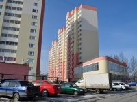 Yekaterinburg, Eskadronnaya str, house 29. Apartment house