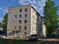 叶卡捷琳堡市, Eskadronnaya str, 房屋 5А. 宿舍