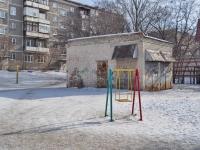 Екатеринбург, улица Эскадронная. хозяйственный корпус