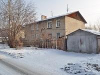 Екатеринбург, улица Латышская, дом 91. многоквартирный дом