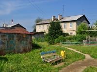 Yekaterinburg, st Latyshskaya, house 93. Apartment house