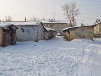Yekaterinburg, st Latyshskaya. garage (parking)