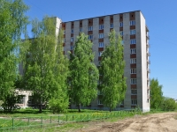 neighbour house: str. Umeltsev, house 13А. hostel Уральского государственного экономического университета, №2