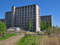 neighbour house: str. Umeltsev, house 13Б. hostel Уральского государственного экономического университета, №3