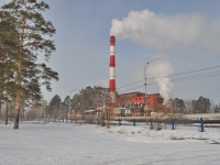 Yekaterinburg, Umeltsev str, heat electric generation plant