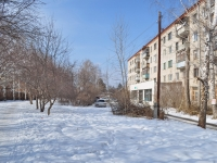 Yekaterinburg, Predelnaya st, house 10Б. Apartment house