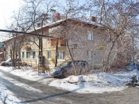 Yekaterinburg, Predelnaya st, house 26. Apartment house